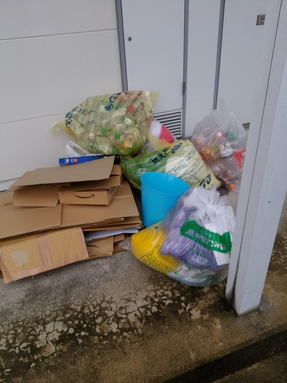 【鯖江市】軽トラ1台分のご不用品回収☆電話後3時間以内に全てを回収し終えお喜び頂けました。