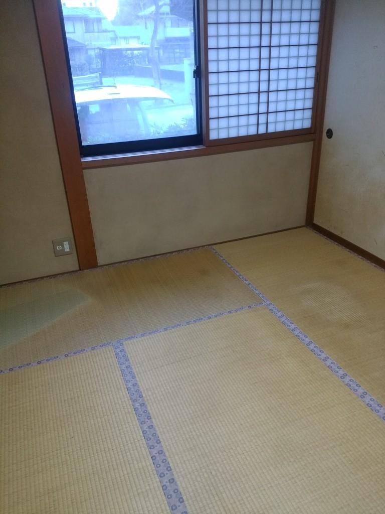 【福井市】お部屋の片づけとゴミの処分・拭き掃除のご依頼☆お部屋がすっかり綺麗になりご満足いただけました!