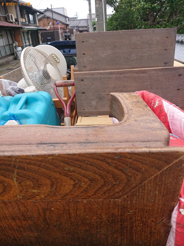 【小浜市】冷蔵庫、タンス、テーブルなどの出張不用品回収・処分ご依頼