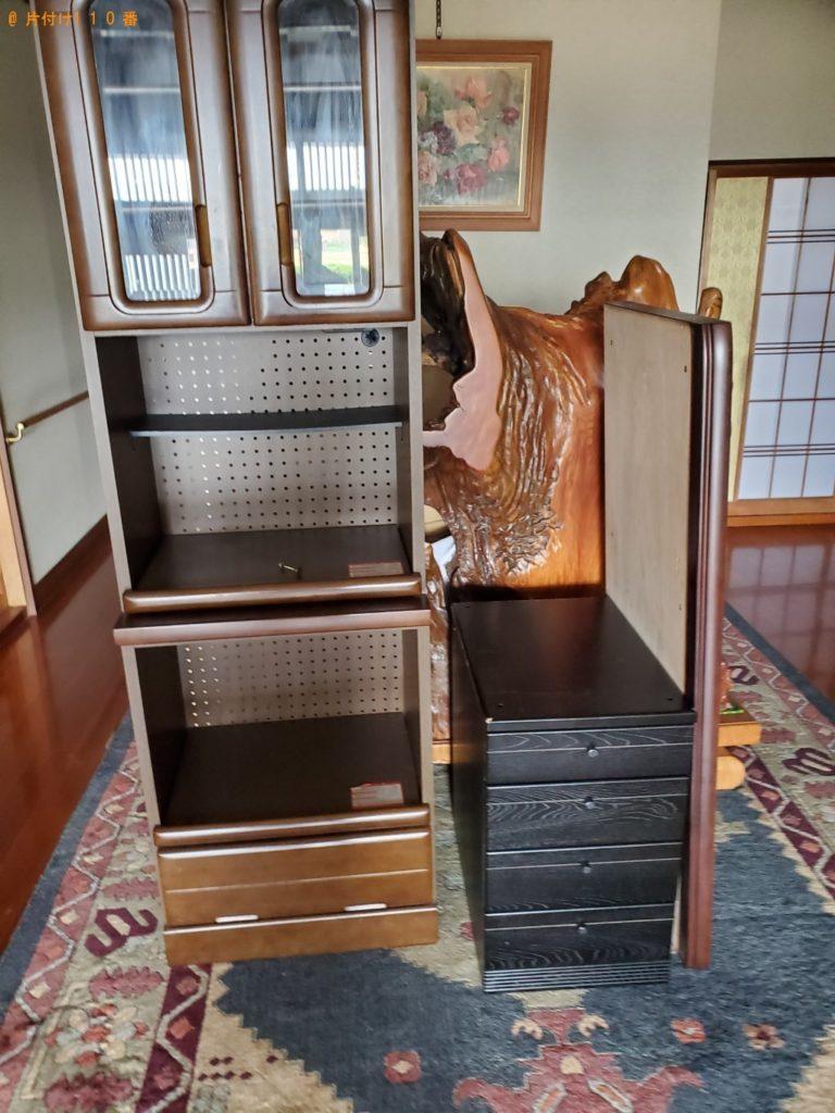 【墨田区】遺品整理で軽トラック1台程度の出張不用品回収・処分ご依頼