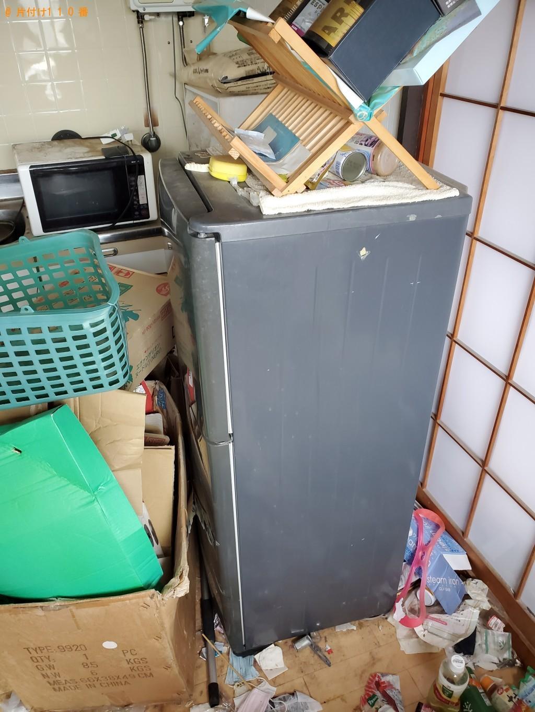 【福井市】冷蔵庫、テレビ、洗濯機などの回収・処分 お客様の声
