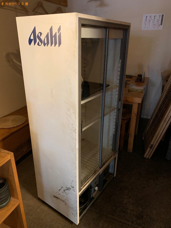 【福井市】業務用冷蔵庫の回収・処分ご依頼 お客様の声
