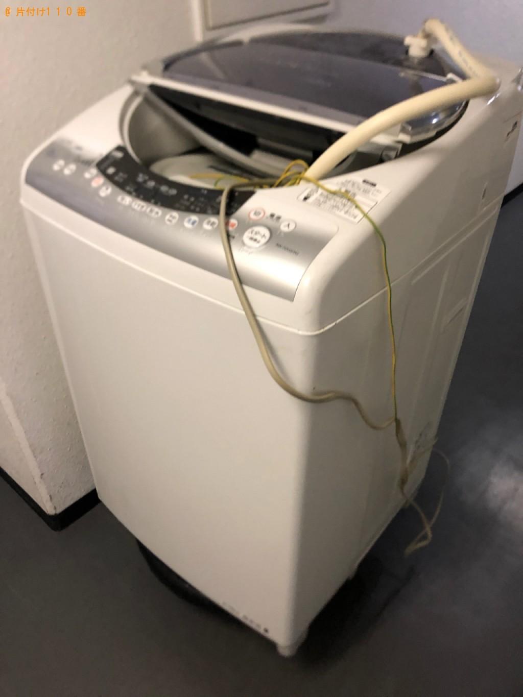 【福井市】冷蔵庫、テレビ、洗濯機等の回収・処分ご依頼 お客様の声