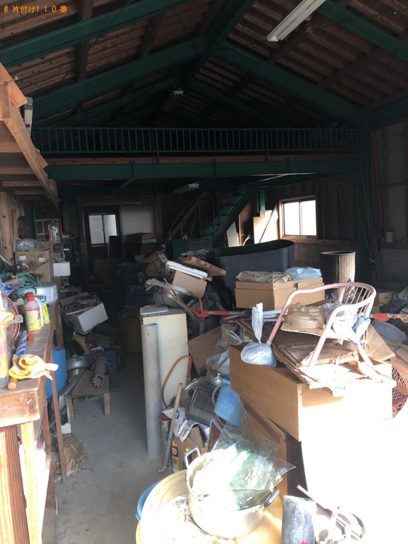 【福井市】自転車、椅子、雑誌、カゴ、クーラーボックス等の回収