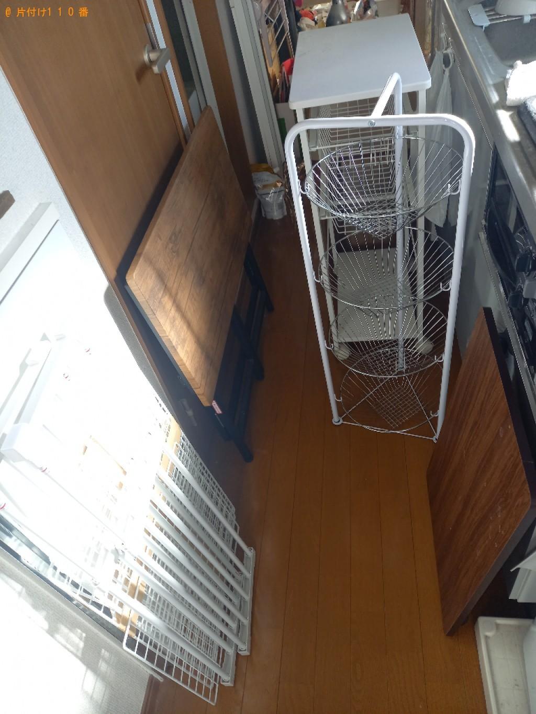 【福井市】冷蔵庫、洗濯機、カーペット、スタンドミラー等の回収