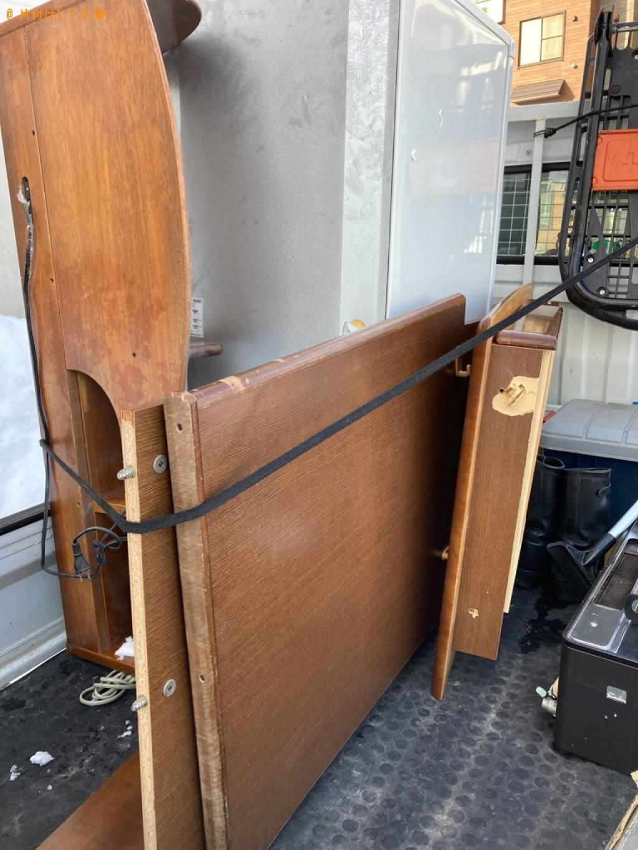【福井市】冷蔵庫、学習机の回収・処分ご依頼 お客様の声