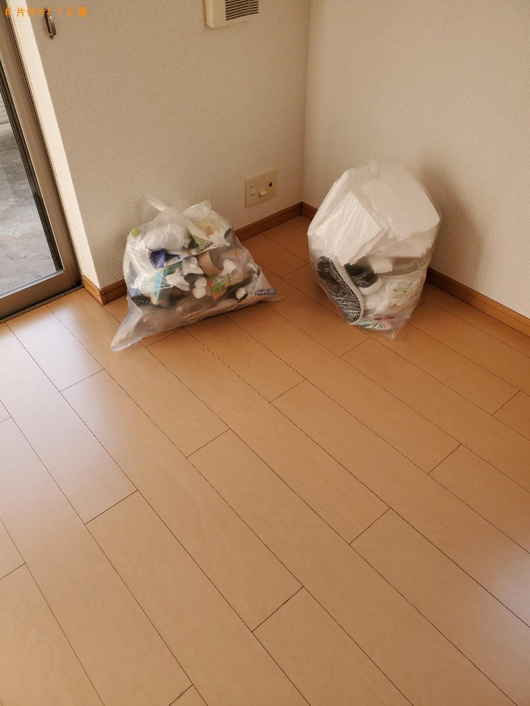 【福井市】冷蔵庫、洗濯機、電子レンジ、健康器具、一般ごみ等の回収
