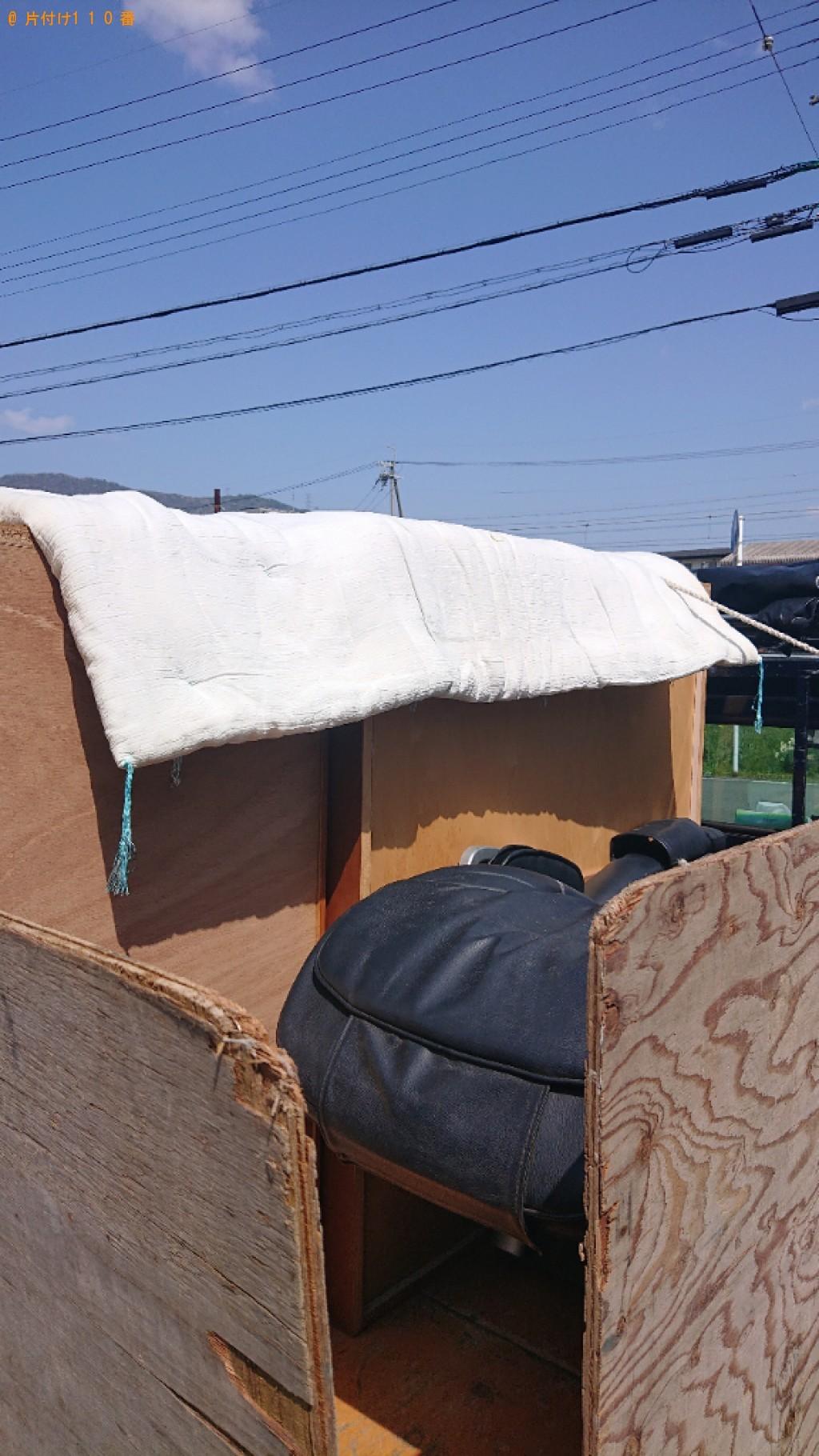 【大飯郡おおい町】マッサージチェア、タンスの回収・処分ご依頼
