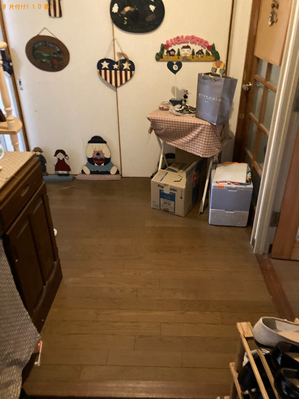 【福井市】タンス、折り畳みベッド、ソファーベッド等の回収・処分